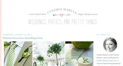 cynthia martyn events